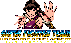 Super Fighter Team company logo