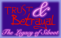 Trust and Betrayal: The Legacy of Siboot