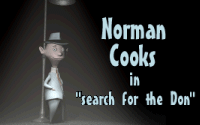 Norman Cook in Search For The Don