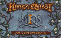 King\'s Quest 1: Quest for the Crown