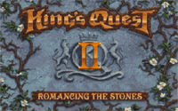 King\'s Quest 2: Romancing the Stones