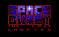 Space Quest - The Lost Chapter