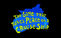 Game That Takes Place on a Cruise Ship, The