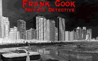 Frank Cook 2042 Private Detective