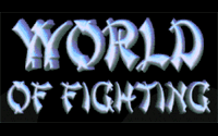 World of Fighting