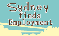 Sydney Finds Employment