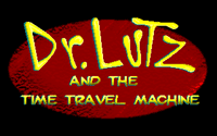 Dr. Lutz and the Time Travel Machine