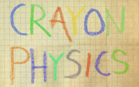 Crayon Physics