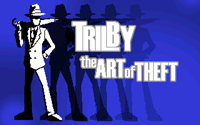 Trilby The Art of Theft