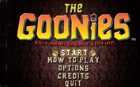 Goonies: 20th Anniversary Edition, The