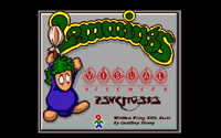Lemmings Remake
