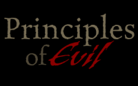 Principles Of Evil Volume 1