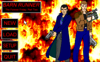 Barn Runner 5: The Forever Friday - Chapter 2
