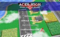 Aces High Over Verlor Island