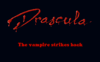 Drascula: The Vampire Strikes Back