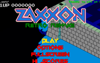 Zaxxon Retro Remake